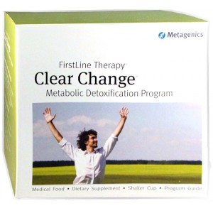 Review of Metagenics Clear Change 10 Day Detox