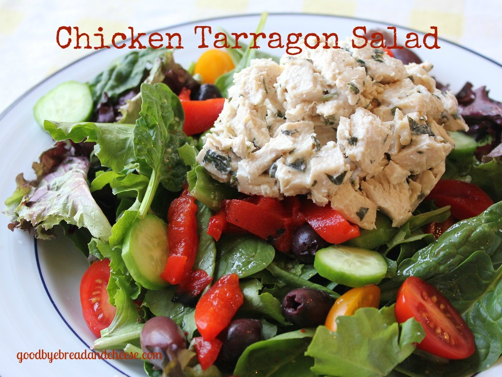and tarragon pie chicken salad with tarragon and grapes chicken salad ...