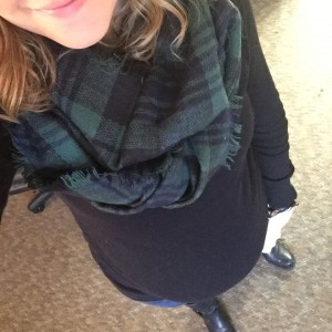 What I Wore Wednesday – Maternity Style