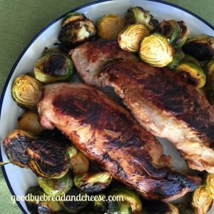 Apple Marinated Pork Tenderloin